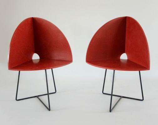 Attirant Modern Bucket Chairs By Chen Chen U0026 Kai Williams, 2016, ...