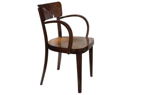 Exceptionnel 524F Armchair From Thonet, 1934 1