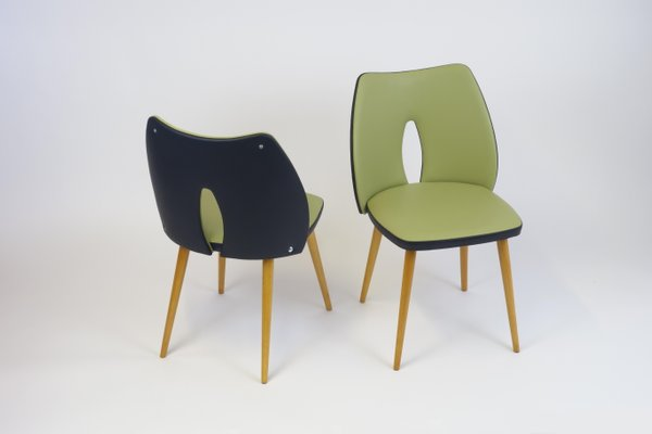 Cocktail Chairs From PMP, 1956, Set Of 2 1