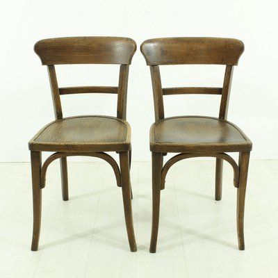 Vintage Dining Chairs, 1930s, Set of 2 2 - Vintage Dining Chairs, 1930s, Set Of 2 For Sale At Pamono