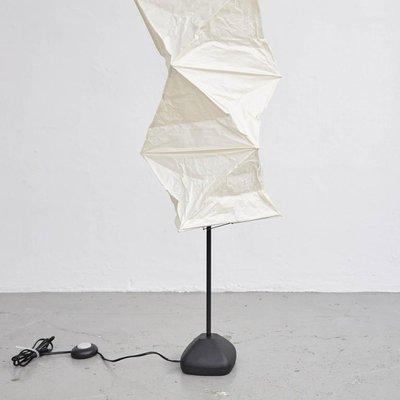 Vintage L8 Floor Lamp By Isamu Noguchi For Ozeki Company Ltd 10
