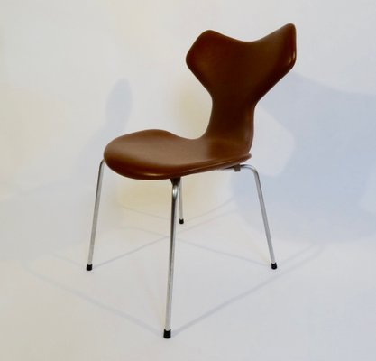 Grand Prix Chair By Arne Jacobsen For Fritz Hansen, 1964 2