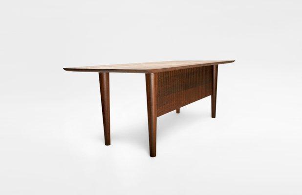 Kalahari Desk with Privacy Screen by Claesson Koivisto Rune