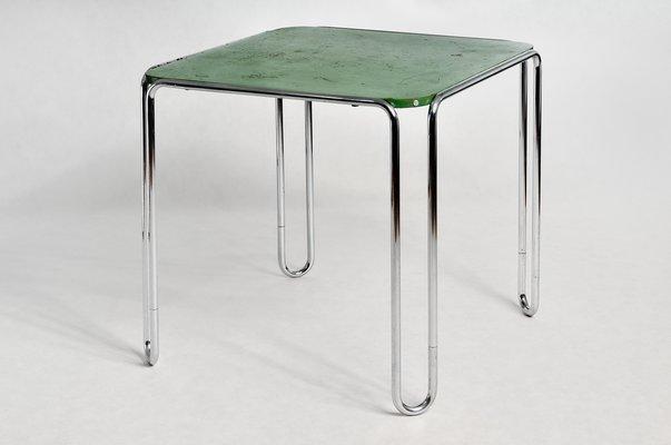 Perfekt B10 Tisch Von Marcel Breuer, 1930er 2