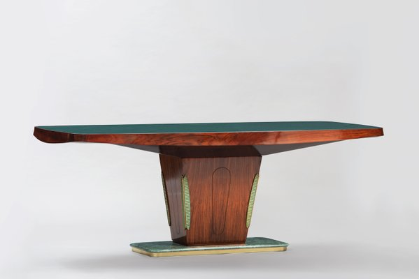 Pleasant Mid Century Dining Table By Vittorio Dassi Forskolin Free Trial Chair Design Images Forskolin Free Trialorg