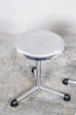 Remarkable Medical Stools From Maquet 1950S Set Of 2 Ocoug Best Dining Table And Chair Ideas Images Ocougorg