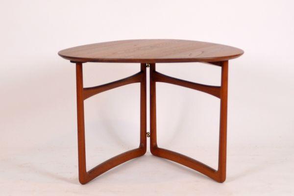 Vintage fd1857 folding table by peter hvidt orla mlgaard nielsen vintage fd1857 folding table by peter hvidt orla mlgaard nielsen for france watchthetrailerfo