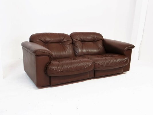 Merveilleux Vintage DS 101 Lounging Sofa From De Sede 1