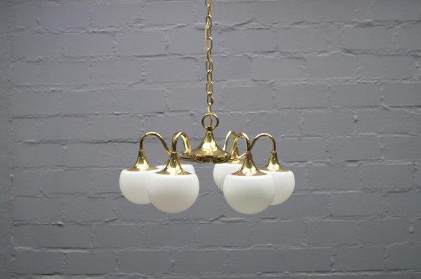 Lampade Da Soffitto Vintage : Lampada da soffitto vintage in ottone italia in vendita su pamono
