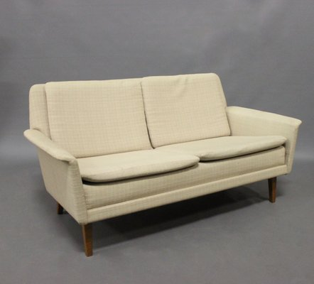 Delicieux 2 Seater DUX Sofa By Folke Ohlsson For Fritz Hansen, 1960s