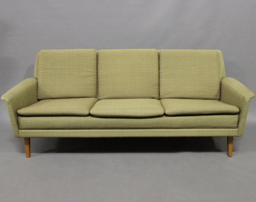 Superbe 3 Seater DUX Sofa By Folke Ohlsson For Fritz Hansen, 1960s