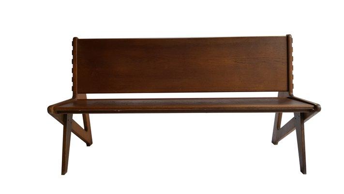 Super Large Sculptural Wooden Bench Lamtechconsult Wood Chair Design Ideas Lamtechconsultcom
