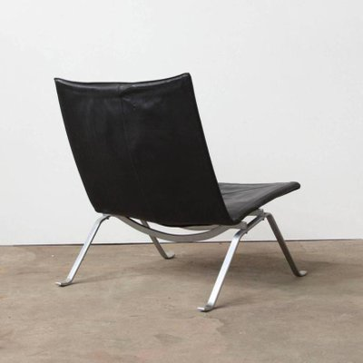 Vintage PK22 Lounge Chair By Poul Kjaerholm For E. Kold Christensen 3