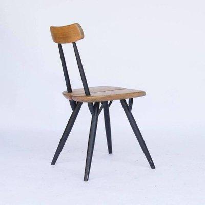 Laukaan Pirkka Vintage für Stuhl von Ilmari Tapiovaara Puu ChQrtsdx