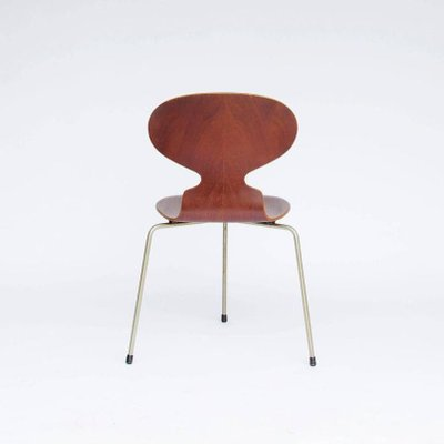 Vintage Ant Chairs By Arne Jacobsen For Fitz Hansen Set Of 4 For