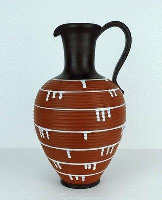 Vintage Large Jug Vase From Ilkra Keramik For Sale At Pamono