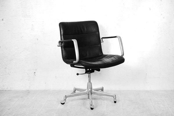 Vintage Series 8000 Bürostuhl von Jørgen Kastholm für Kusch & Co