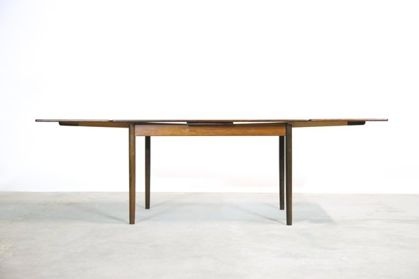 Extendable Model 145 Rio Rosewood Dining Table By Sigh 1