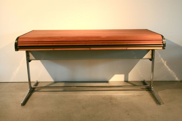 Mid Century Action Office Desk By George Nelson For Herman Miller, 1960s