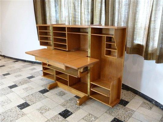 Folding Desk Cabinet From Mummenthaler U0026 Meier, ...