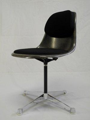 Vintage PSC 3 Bürostuhl Von Charles U0026 Ray Eames Für Herman Miller 2