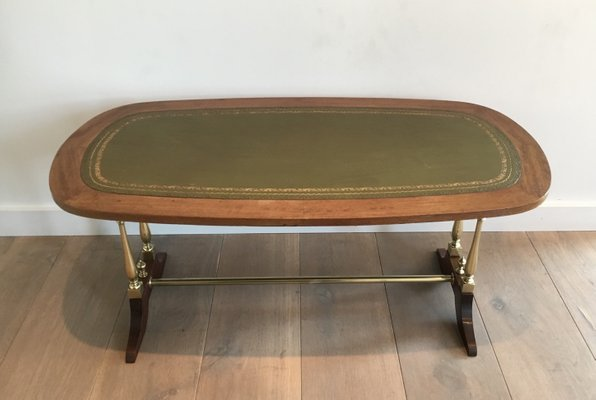 Leather Coffee Table 11