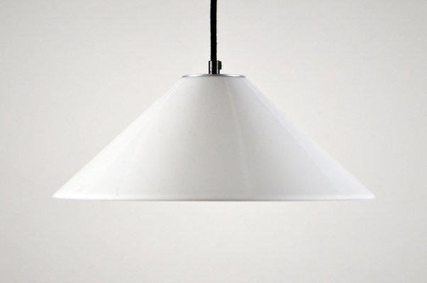 Lampe A Suspension Aggregato Vintage Par Enzo Mari Et Giancarlo