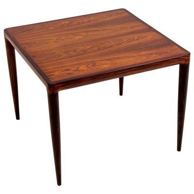 Mid Century Modern Danish Square Coffee Table