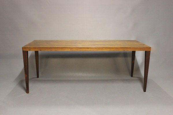 Oblong Coffee Table From Cfc Silkeborg 1960s 1