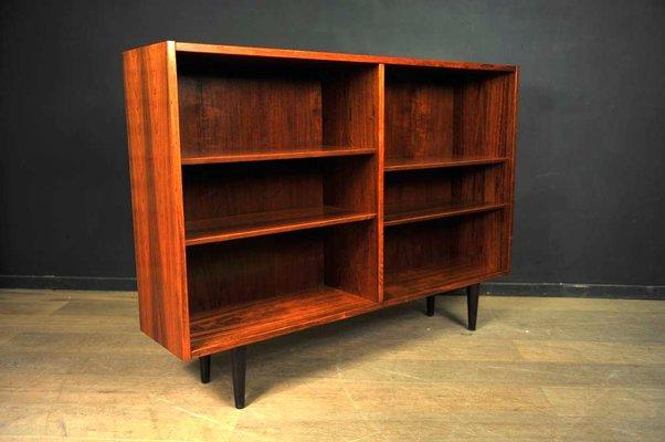 Rosewood Bookshelf By Carlo Jensen For Poul Hundevad 1960 2