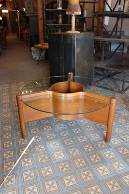 English Coffee Table From Nathan 1960s 1