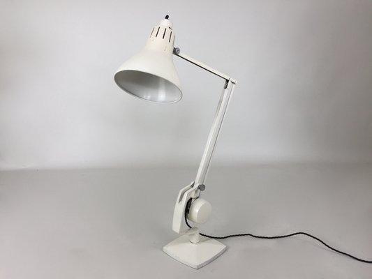 Industrial Desk Lamp | British Industrial Desk Lamp From Hadrill Horstman 1950s For Sale