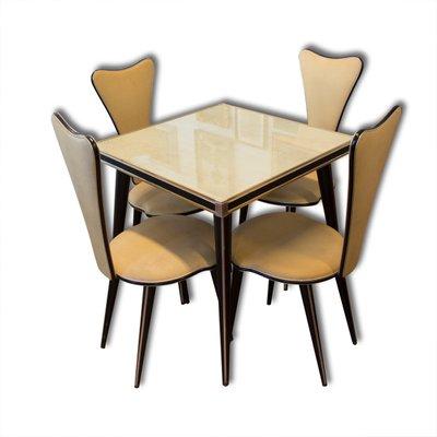 Café Umberto Lounge Mascagni À Et Chaises Par Table Vintage Ensemble dreCxBo
