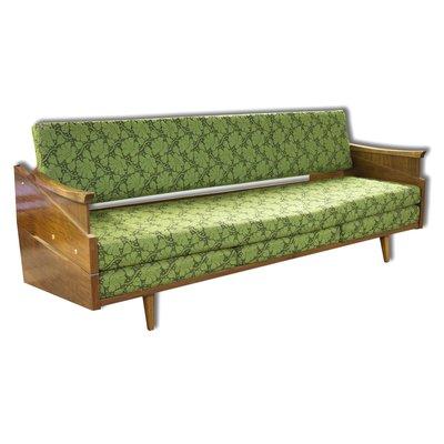 Vintage Czech Sofa Bed 1960s