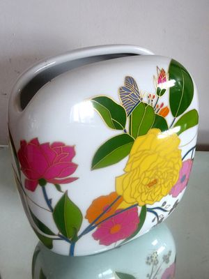Vintage Studio Line Vase By Wolf Bauer For Rosenthal For Sale At Pamono