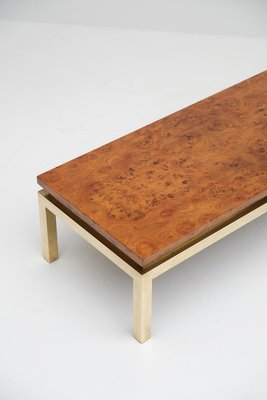burl wood coffee table 1970s for sale at pamono rh pamono com burl wood coffee table uk burl wood waterfall coffee table