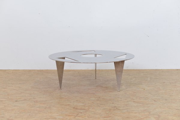 Vintage Coffee Table By Ulysses Muller For Ulyssimo Mobeldesign For Sale At Pamono