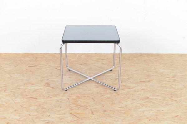 Tavolini In Vetro E Acciaio : Tavolo d appoggio tavolino da salotto u acciaio innox u laccato
