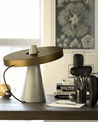 Ed 039 01 Table Lamp By Edizioni Design 5