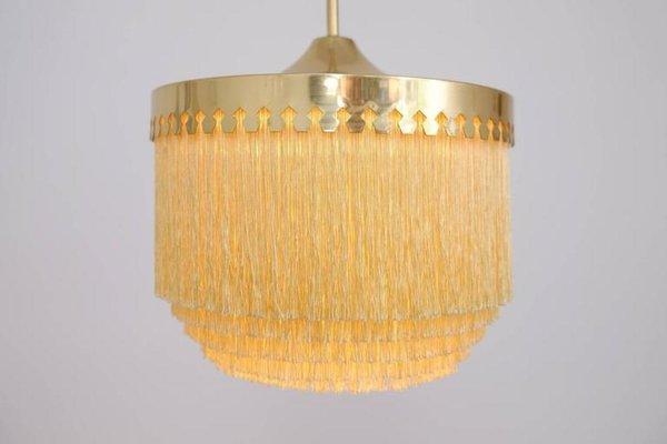 Lampade Da Soffitto Vintage : Lampada da soffitto vintage di hans agne jakobsson in vendita su