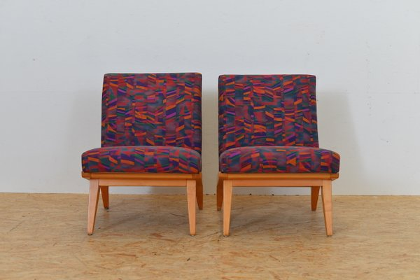 Super Vintage Model 22 Lounge Chairs By Jens Risom For Knoll Set Of 2 Pdpeps Interior Chair Design Pdpepsorg