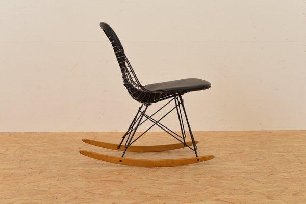 Wire Schaukelstuhl Von Ray Und Charles Eames Für Vitra 2