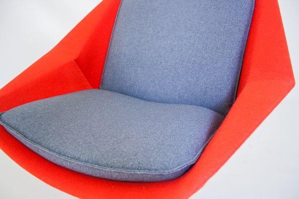Fabulous Model Fm08 Easy Chair By Cees Braakman For Pastoe 1950S Machost Co Dining Chair Design Ideas Machostcouk