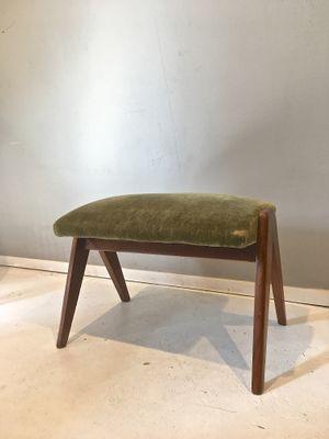 Swell Vintage Scandinavian Foot Stool Forskolin Free Trial Chair Design Images Forskolin Free Trialorg