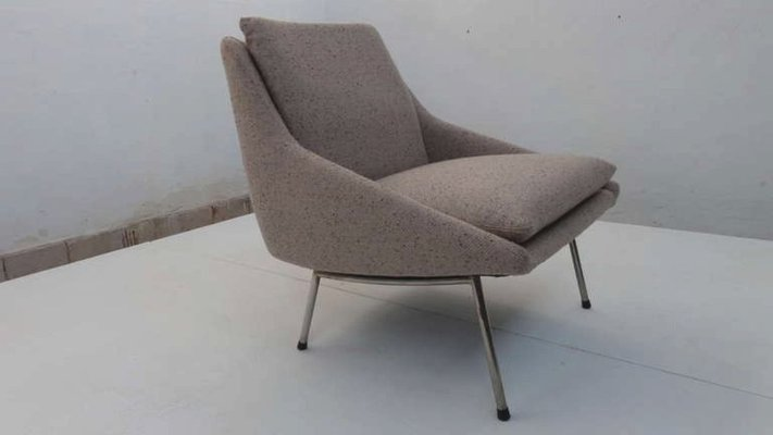 Incredible Model 800 Lounge Chair By J A Motte For Steiner 1956 Gmtry Best Dining Table And Chair Ideas Images Gmtryco