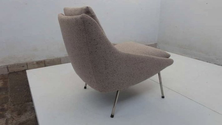 Amazing Model 800 Lounge Chair By J A Motte For Steiner 1956 Gmtry Best Dining Table And Chair Ideas Images Gmtryco
