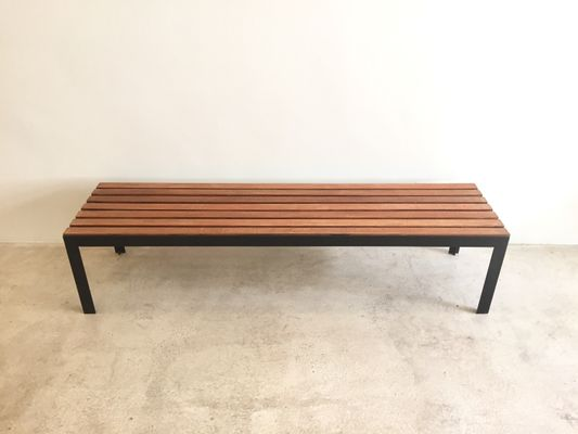 Brilliant Modernist T Slat Bench 1965 Creativecarmelina Interior Chair Design Creativecarmelinacom