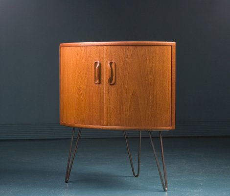 Small Mid Century Teak Corner Cabinet From G Plan 2