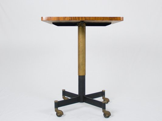 Drehbarer Und Verstellbarer Tisch Von Paolo Tilche Für Arform