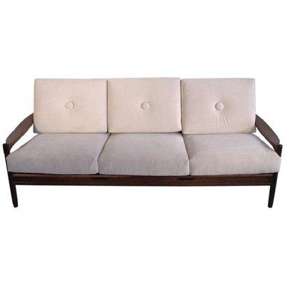 Skandinavisches Mid Century Modern Sofa Bei Pamono Kaufen